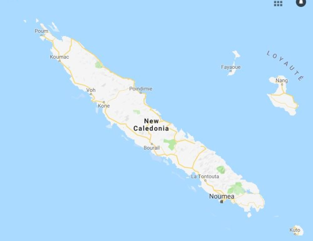 No change likely for New Caledonia