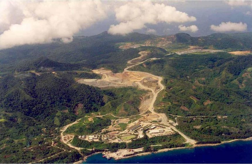 PNG's Misima gold is focus of merger