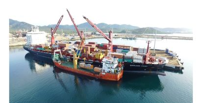 Swire beefs up PNG shipping