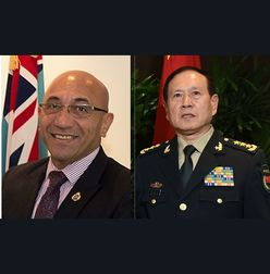 NZ-China in defence deal