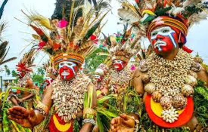 Morobe Show this weekend