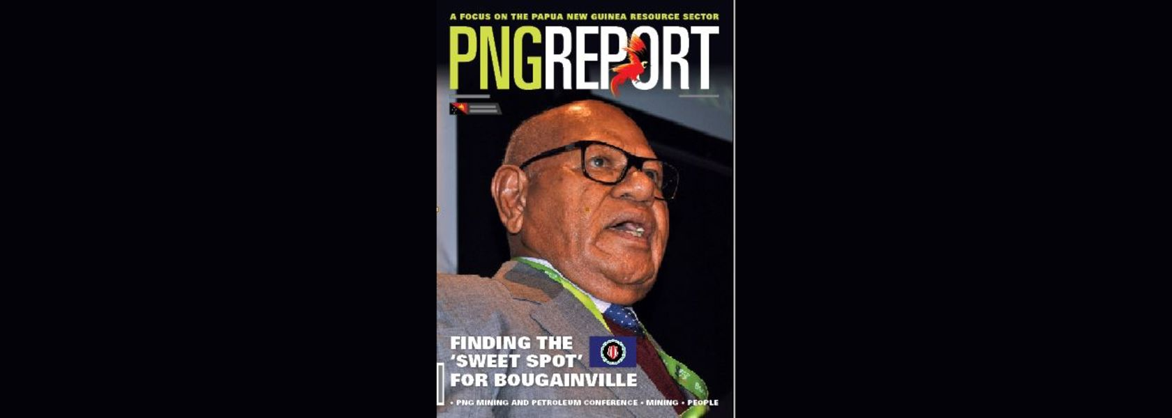 Get your PNG Report magazine!