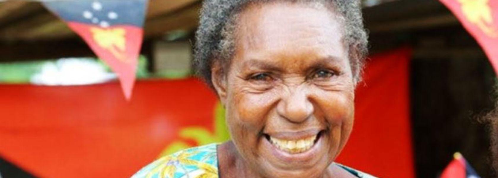 PNG flag designer dies - PNG Report