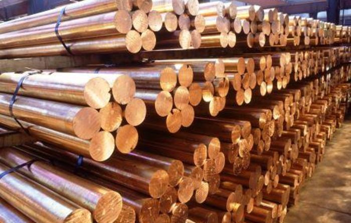 Copper rises to $6055/t