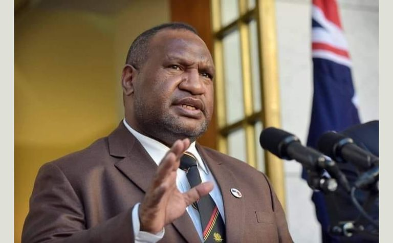 Marape spells out new energy policy