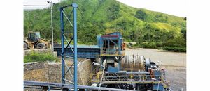 Record second quarter for  Kainantu