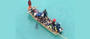 PNG fishermen rescued in Torres Strait