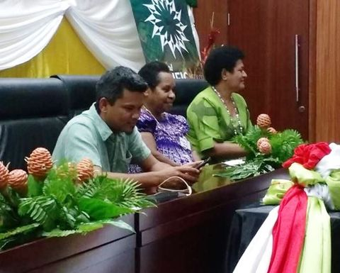 PNG women in agritourism agreement