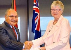 NZ High Commissioner presents credentials