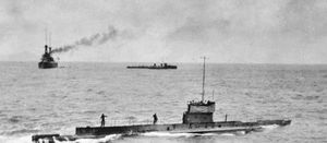 Report details final moments of WW1 submarine AE1