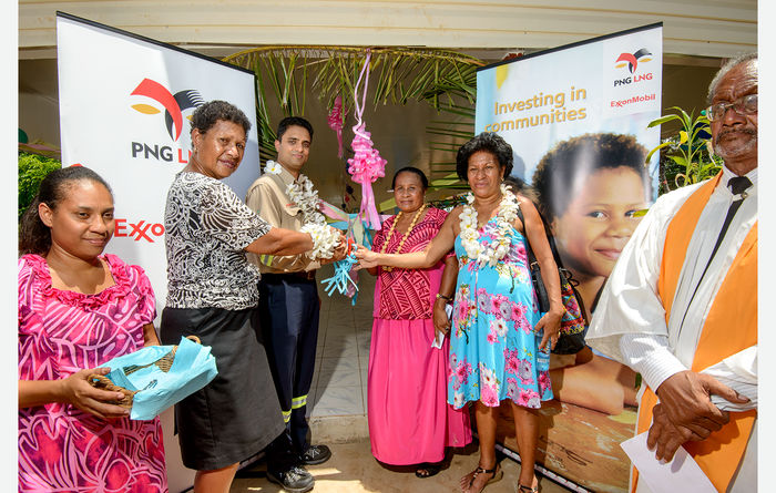 Centre for women opens at Boera