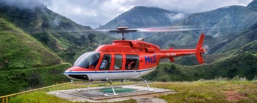 Heli Niugini, NKW team up for service