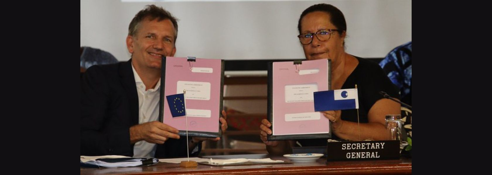 EU commits €94M to Pacific