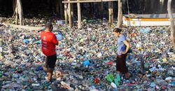 Global effort to reduce ocean litter