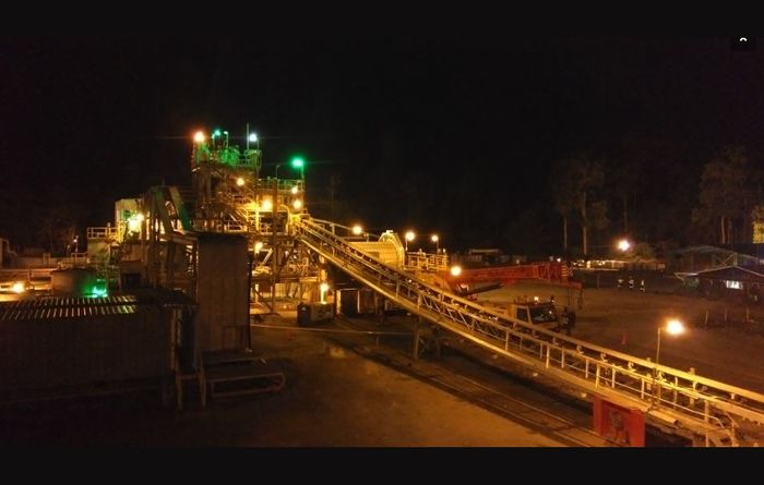 350 evacuated from Kainantu mine