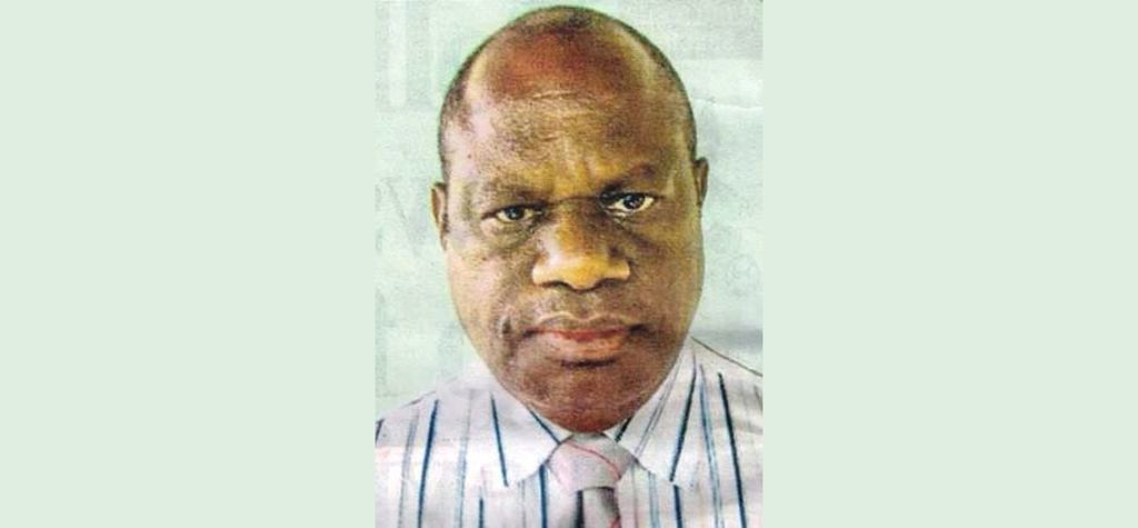 Morobe top official named