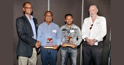 Laba Security gets Exxon safety award