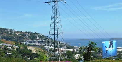 'Right direction for PNG energy'