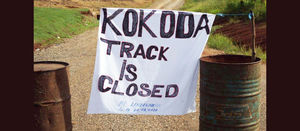Landowners shut Kokoda track