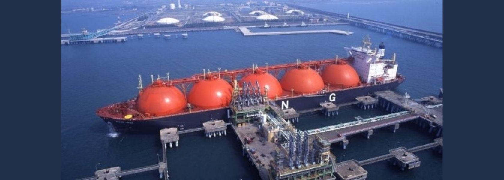Big LNG order from Taipower