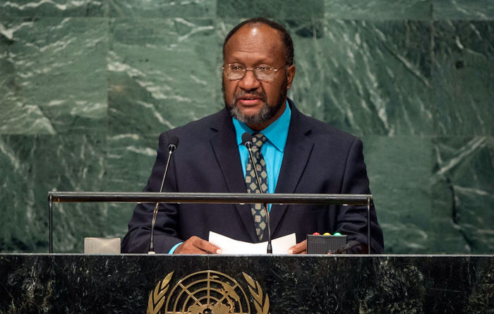Vanuatu no-confidence vote today