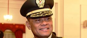 US bars Indonesian military chief