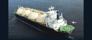LNG exports on rise, says EIA