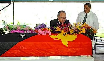 Tribute to respected PNG journo