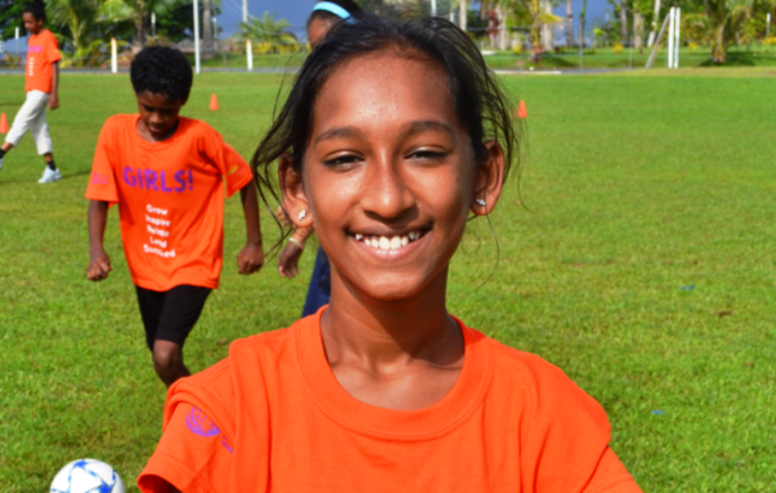 JV program helping Fijian girls