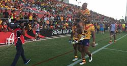 Thrilling Kumuls have PNG overjoyed