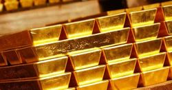 Gold on four-year high