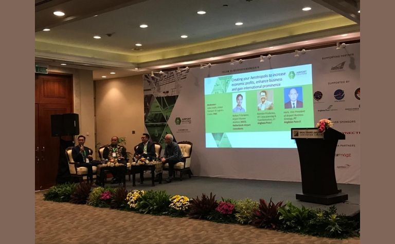 Talks on south-east Asia airports