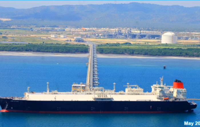 Majors invest in future LNG developments in PNG