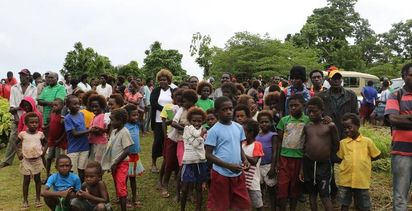 New date for Bougainville
