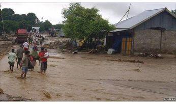 West Papua flood agony continues