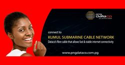 Subsea cable 2 months behind