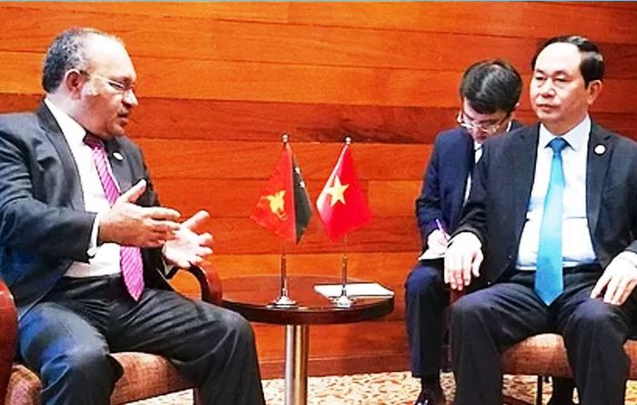 Vietnam to help PNG with rice, coffee