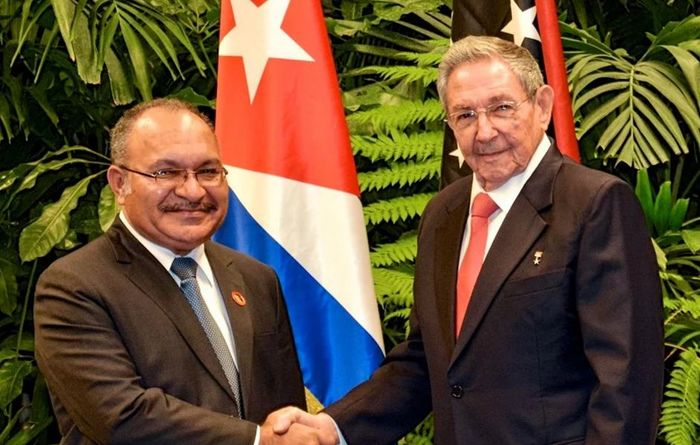 Cuba, PNG in deal on rural doctors