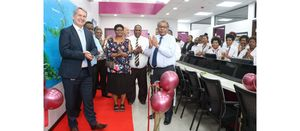 Air Niugini flagship office opens