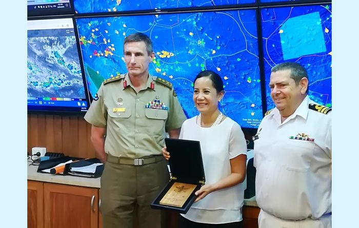ADF chief completes regional tour