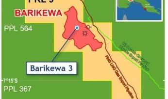 Barikewa-3 good for PNG LNG