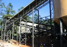 Medusa mine's new shaft complete