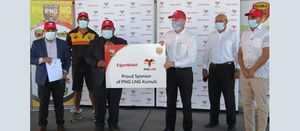 PNG LNG backs Kumuls again
