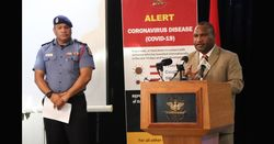 Five new virus infections in PNG