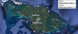 Geopacific has 'excellent' opportunity at Woodlark
