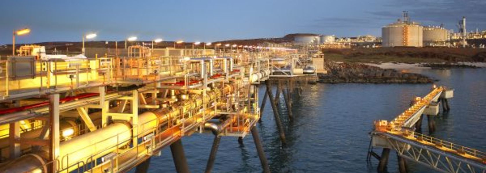 Pluto begins LNG production