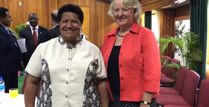 Tackling PNG's AIDS epidemic
