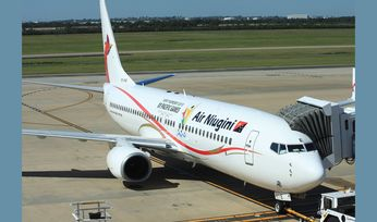 B737 for Moresby-Mt Hagen route