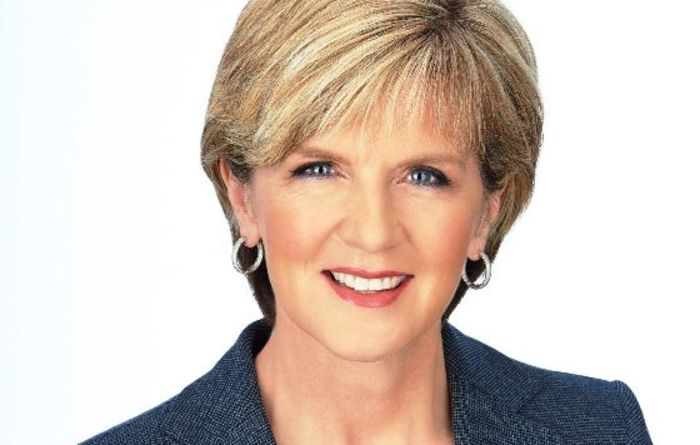 Julie Bishop to visit Port Moresby