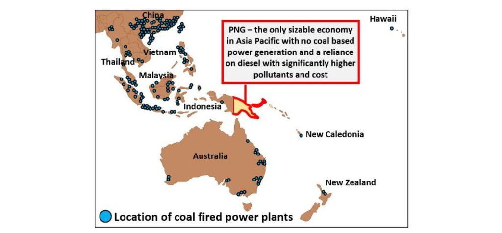 Coal demand up in south-east Asia